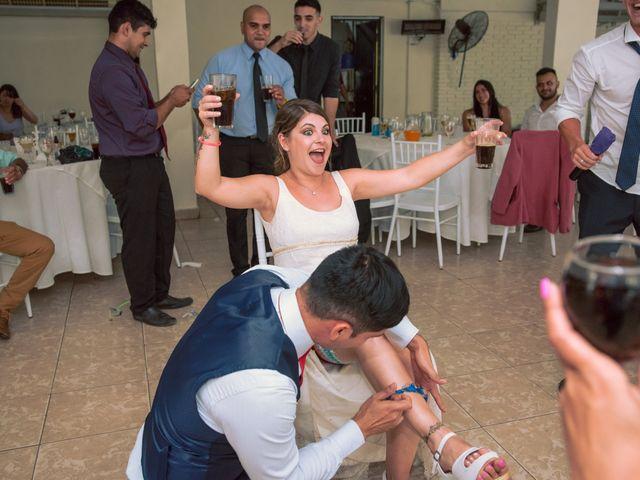 El casamiento de Alberto y Celina en Yerba Buena, Tucumán 69