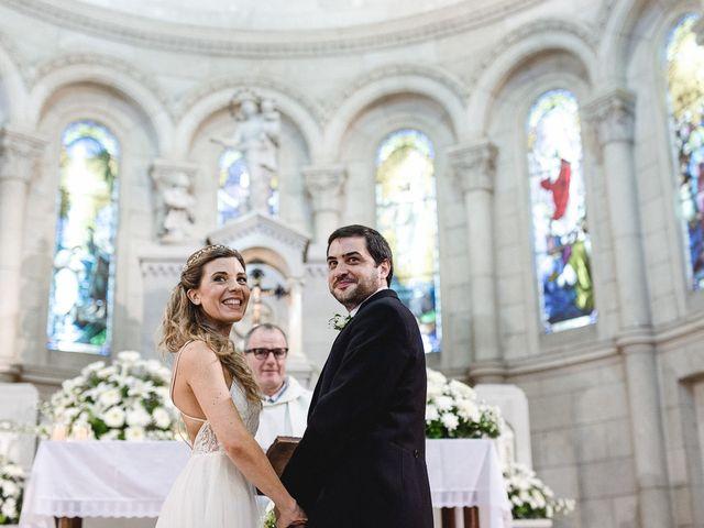 El casamiento de Andy y Fer