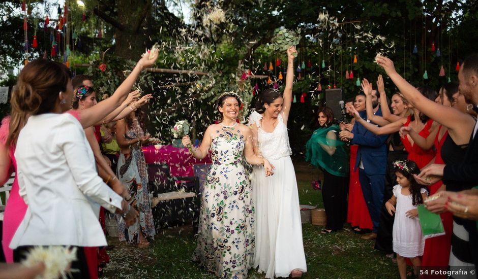 El casamiento de Paz y Flori en Pilar, Buenos Aires