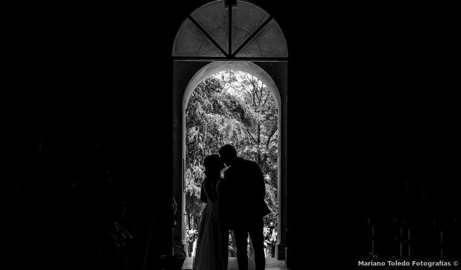 El casamiento de Alberto y Celina en Yerba Buena, Tucumán