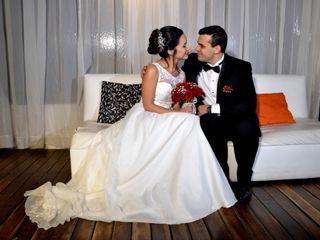 El casamiento de Micaela y Nicolás 1