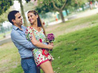 El casamiento de Camila y Rodrigo