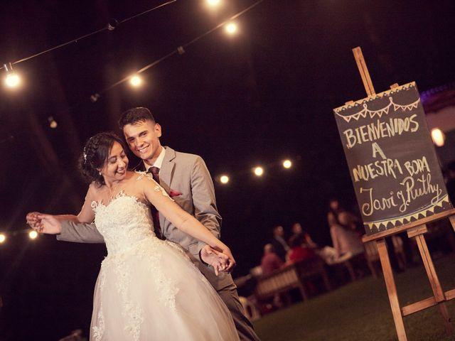El casamiento de Ruth y Javier