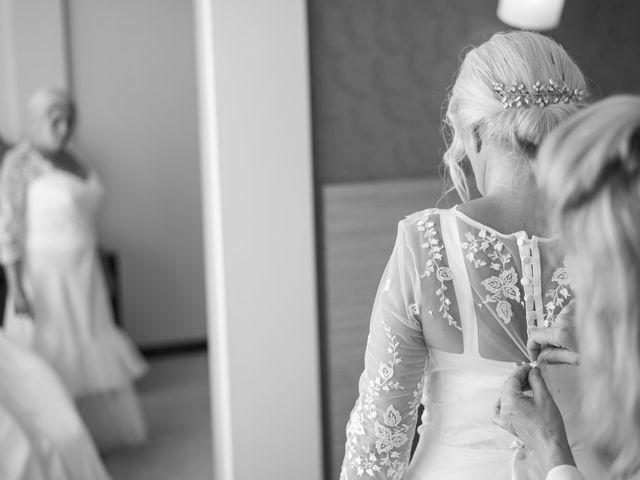 El casamiento de Adrián y Eugenia en Puerto Madryn, Chubut 9