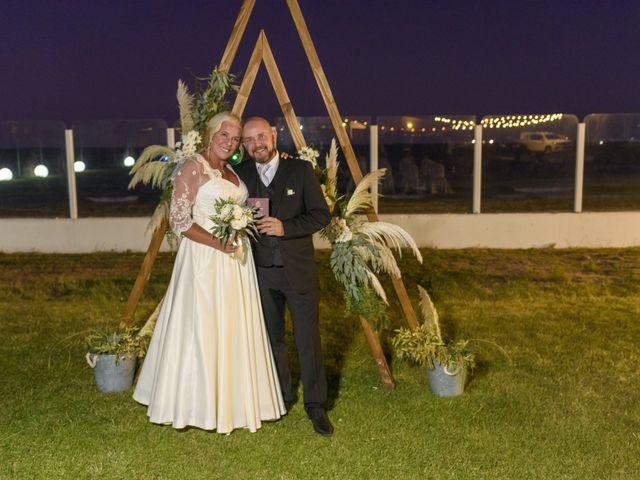 El casamiento de Eugenia y Adrián