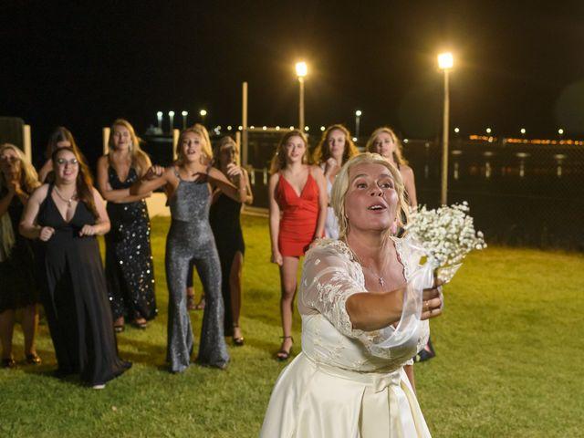 El casamiento de Adrián y Eugenia en Puerto Madryn, Chubut 24