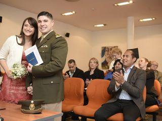 El casamiento de Agustina y Leonardo 1