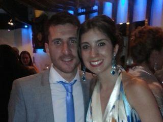 El casamiento de Noelia y Emiliano