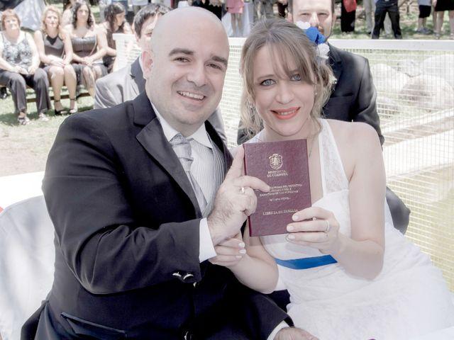 El casamiento de Eugenia y Diego