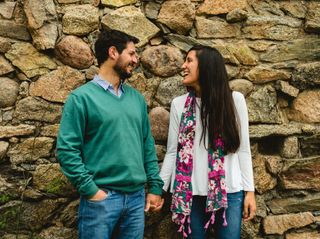El casamiento de Dolores y Guillermo 1
