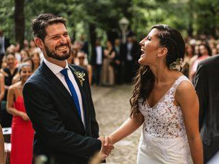 El casamiento de Dolores y Guillermo