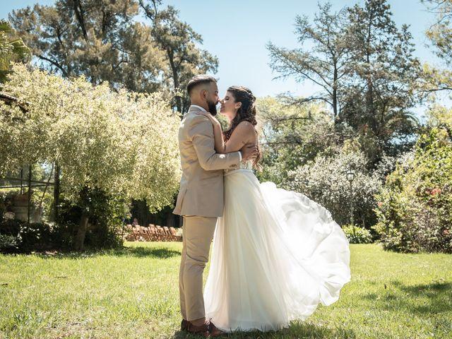 El casamiento de Antonela y Fran
