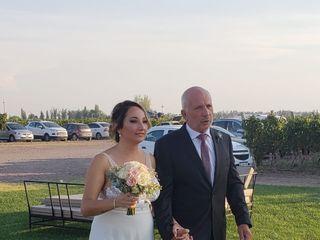 El casamiento de Lorena  y Marcos  1