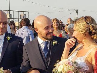 El casamiento de Lorena  y Marcos