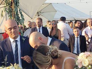 El casamiento de Lorena  y Marcos  3