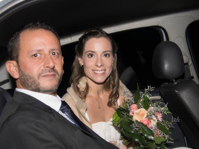El casamiento de Cecilia y Pablo