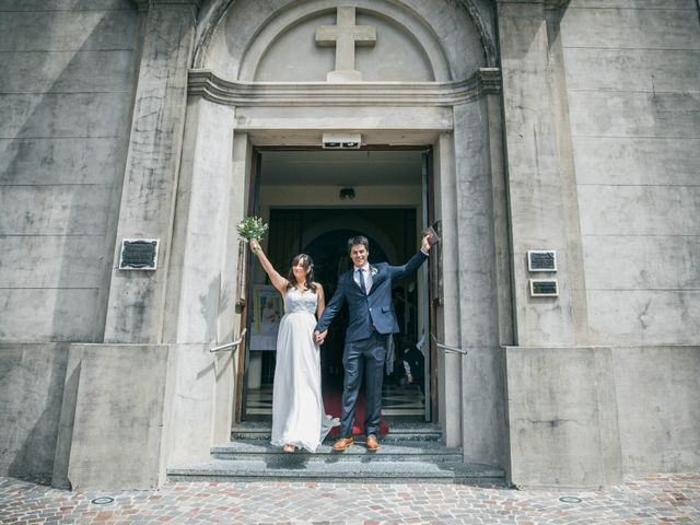El casamiento de Camila y Luciano