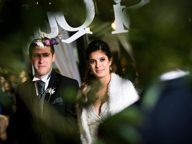 El casamiento de Rebe y Agus