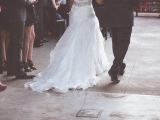 El casamiento de Florencia y Leandro 2