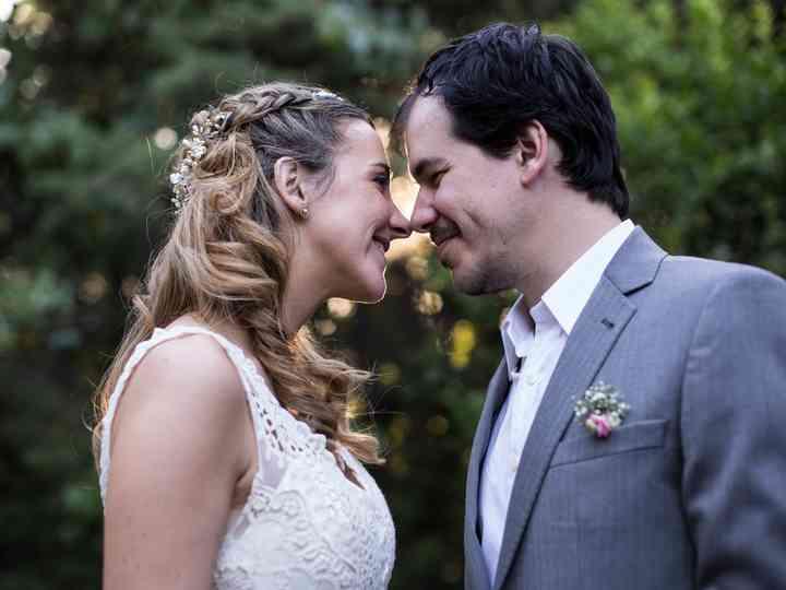 El casamiento de Fernanda y Cruz