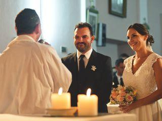 El casamiento de Fran y Fede