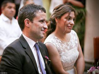 El casamiento de Griselda y Juan Félix
