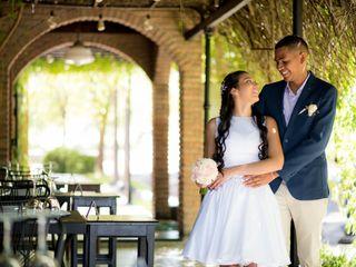 El casamiento de Karla y Alejandro