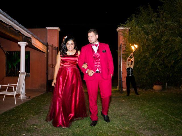 El casamiento de Analia y Mario