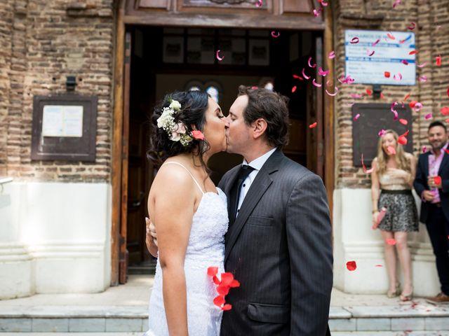El casamiento de Mariana y Gerónimo