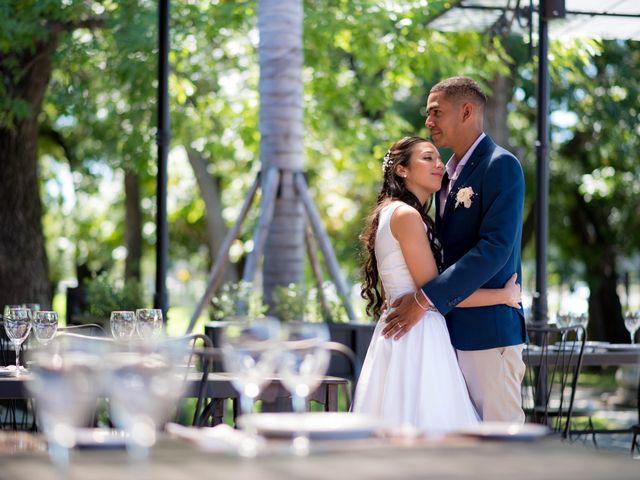 El casamiento de Alejandro y Karla en Berazategui, Buenos Aires 10