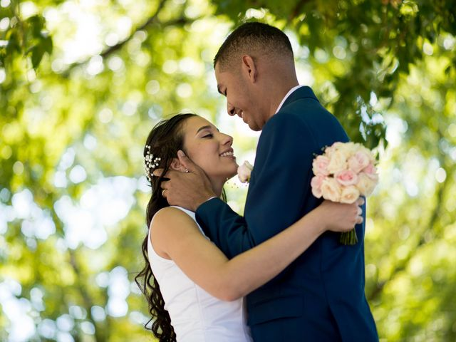 El casamiento de Alejandro y Karla en Berazategui, Buenos Aires 17