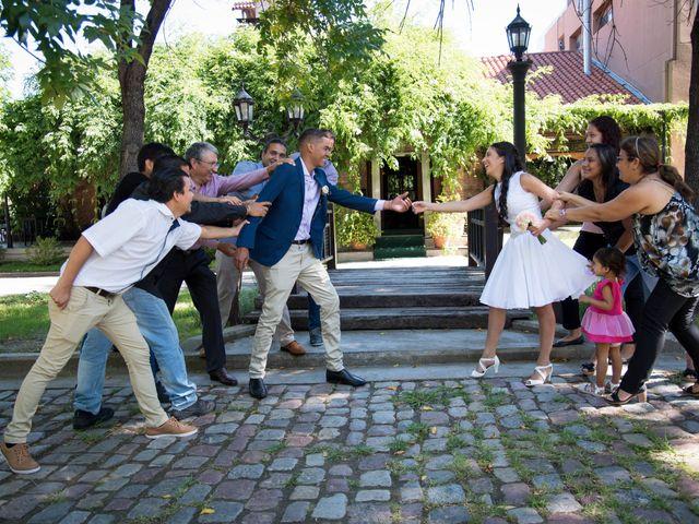 El casamiento de Alejandro y Karla en Berazategui, Buenos Aires 30
