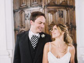 El casamiento de Jus y Ari