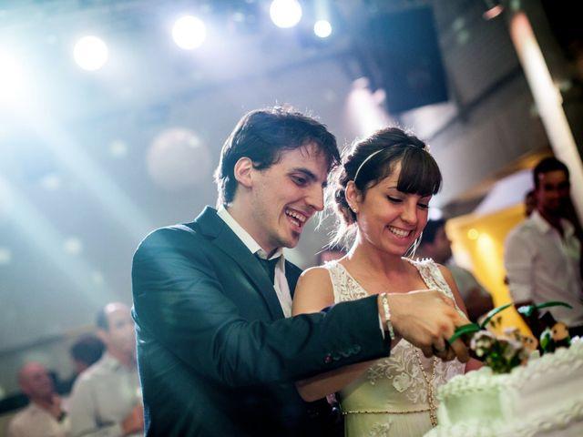 El casamiento de Gise y Facu