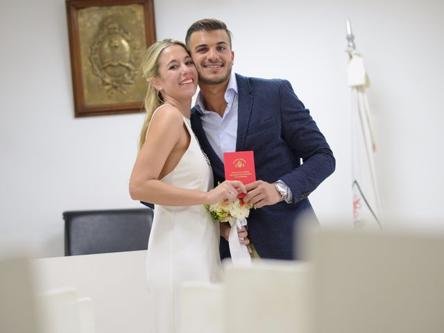 El casamiento de Vicky y Juan