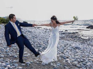 El casamiento de Sabina y Damian