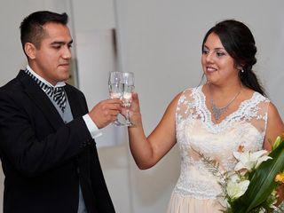 El casamiento de Mariana y David 1