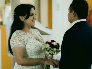 El casamiento de Celia y Pablo 1