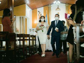 El casamiento de Celia y Pablo 2