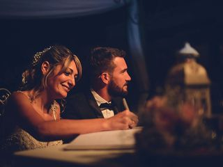 El casamiento de Lore y Nico