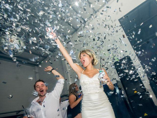 El casamiento de Mauricio y Melisa