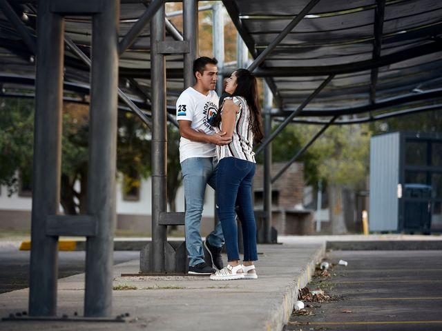 El casamiento de David y Mariana en Luján de Cuyo, Mendoza 8
