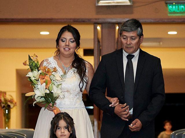 El casamiento de David y Mariana en Luján de Cuyo, Mendoza 14