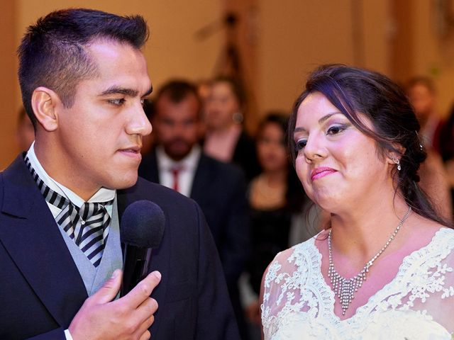 El casamiento de David y Mariana en Luján de Cuyo, Mendoza 22