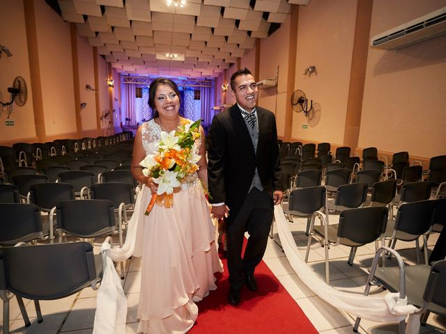 El casamiento de Mariana y David