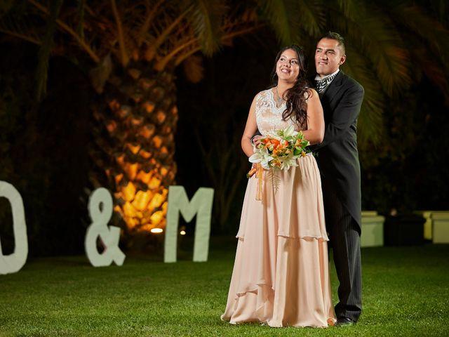 El casamiento de David y Mariana en Luján de Cuyo, Mendoza 29