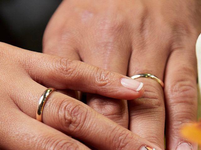 El casamiento de David y Mariana en Luján de Cuyo, Mendoza 27