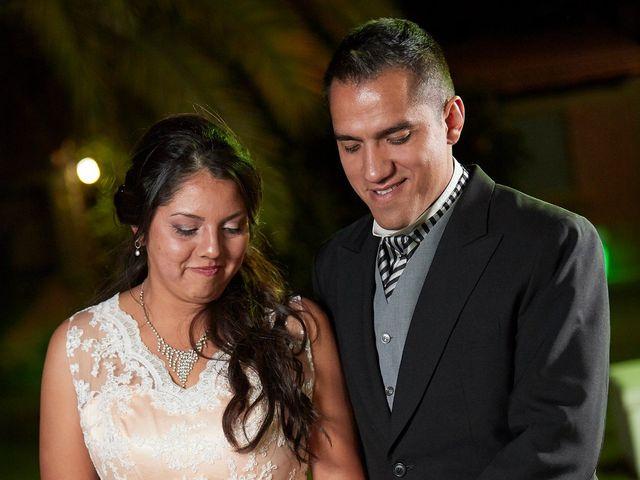 El casamiento de David y Mariana en Luján de Cuyo, Mendoza 1
