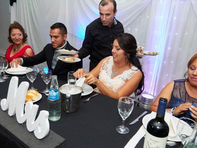 El casamiento de David y Mariana en Luján de Cuyo, Mendoza 25