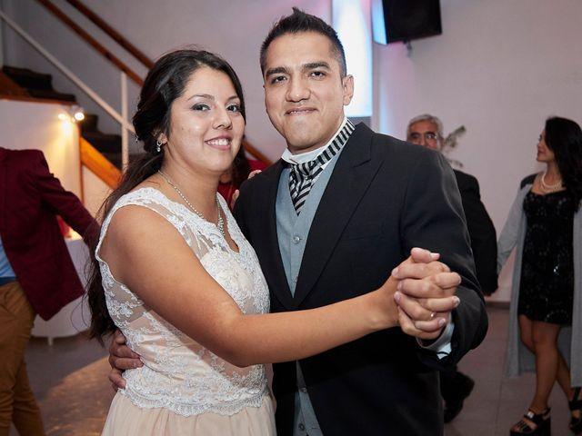 El casamiento de David y Mariana en Luján de Cuyo, Mendoza 35